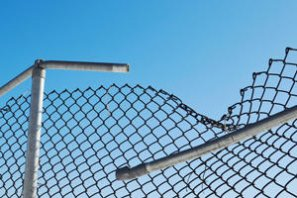 chain Link fence repair Lake Worth