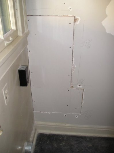 Margate drywall patch & repair