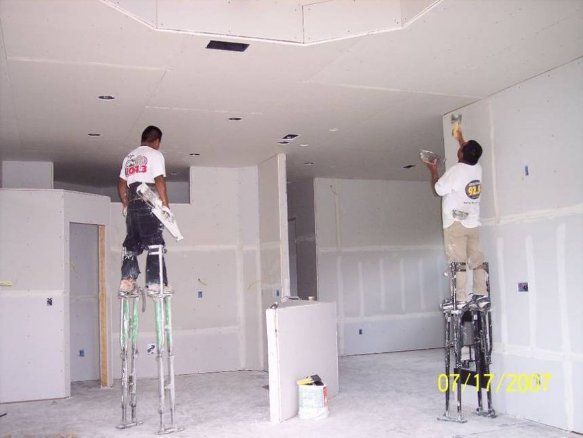 Hanging drywall and sheetrock Margate  Florida